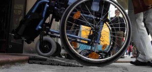 Rn, 28/03/06: pedana per Portatori di handicap © Riccardo Gallini_GRPhoto
